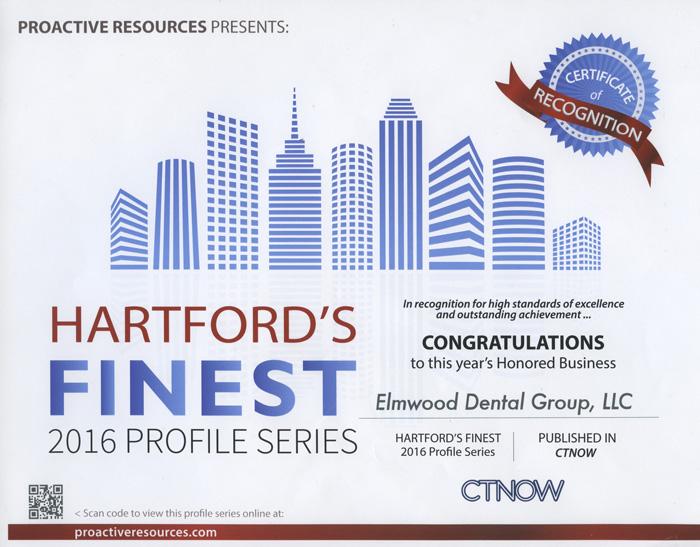 Dentist West Hartford, CT | Elmwood Dental Group LLC