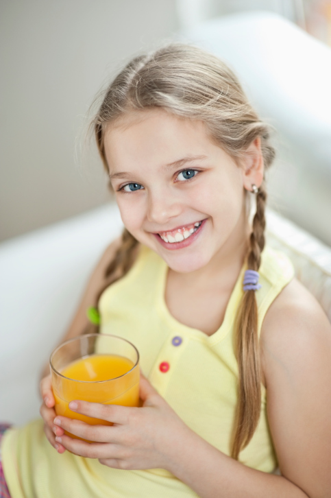Fruit Juice Can Erode Your Teeth - Find Out More